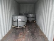 集装箱运输钢卷案例